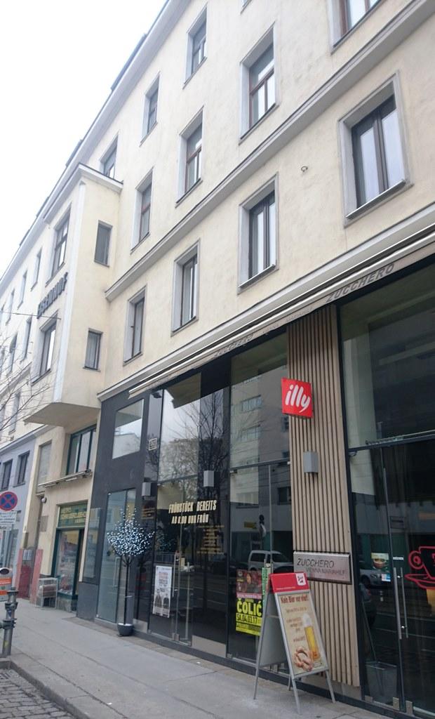 Schwarz Bauprojekt GmbH Wohnhaussanierung Mariahilferstraße